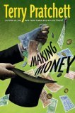 book review Terry Pratchett Discworld Making Money