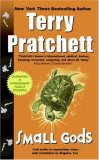book review Terry Pratchett Discworld Small Gods