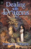 book review Patricia C. Wrede Enchanted Forest: Dealing with Dragons, Searching for Dragons, Calling on Dragons, Talking to Dragons
