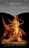 Janine Cross Dragon Temple Saga book review 1. Touched By Venom 2. Shadowed By Wings 3. Forged By Fire