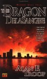 Alan F. Troop book reviews 1. The Dragon Delasangre 2. Dragon Moon 3. The Seadragon's Daughter 4. A Host of Dragons