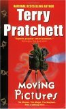 book review Terry Pratchett Discworld Moving Pictures