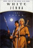 Jane Yolen book review Books of the Great Alta 1. Sister Light, Sister Dark 2. White Jenna 3. The One-Armed Queen