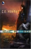 book review C.E. Murphy The Negotiator Trilogy Heart of Stone, House of Cards, Hands of Flame