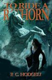 P.C. Hodgell Kencyrath book reviews 1. God Stalk 2. Dark of the Moon 3. Seeker's Mask 4. To Ride A Rathorn 5. Bound in Blood