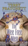 book review Terry Pratchett Discworld THe Wee Free Men