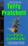 book review Terry Pratchett Discworld Carpe Jugulum, The Fifth Elephant