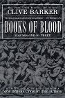 book review Clive Barker Books of Blood