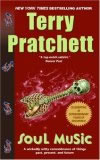 book review Terry Pratchett Discworld Soul Music