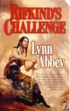 book review fantasy literature Lynn Abbey The Rifkind Saga: 1. Daughter of the Bright Moon 2. The Black Flame 3. Rifkind's Challenge