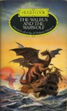 Hugh Cook review The Chronicles of an Age of Darkness 1. The Wizards and the Warriors 2. The Wordsmiths and the Warguild 3. The Women and the Warlords 4. The Walrus and the Warwolf 5. The Wicked and the Witless