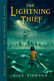 children's fantasy book review Rick Riordan: Percy Jackson and the Olympians: 1. The Lightning Thief 2. The Sea of Monsters 3. The Titan's Curse 4. The Battle of the Labyrinth