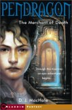 book review D.J. MacHale Pendragon 1. The Merchant of Death 2. The Lost City of Faar 3. The Never War 4. The Reality Bug 5. Black Water
