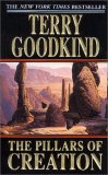 Terry Goodkind Sword of Truth 1. Wizard's First Rule 2. Stone of Tears 3. Blood of the Fold 4. Temple of the Winds 5. Soul of the Fire 6. Faith of the Fallen 7. The Pillars of Creation 8. Naked Empire 9. Chainfire 10. Phantom 11. Confessor Debt of Bones