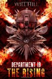 YA fantasy book reviews Will Hill Department 19 2. The Rising
