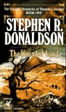 book review Stephen R. Donaldson The Chronicles of Thomas Covenant the Unbeliever The Wounded Land