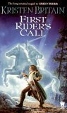 book review kristen britain first rider's call