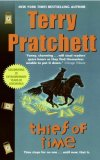 book review Terry Pratchett Discworld Thief of Time