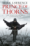 fantasy book reviews Mark Lawrence The Broken Empire 1. Prince of Thorns