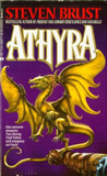 Steven Brust Vlad Taltos 5. Phoenix 6. Athyra 7. Orca fantasy book reviews
