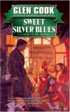 book review Glen Cook Garrett PI Sweet Silver Blues, Bitter Gold Hearts, Cold Copper Tears, Old Tin Sorrows, Dread Brass Shadows