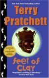 book review Terry Pratchett Discworld Feet of Clay