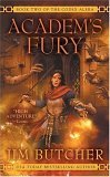 Jim Butcher The Codex Alera 1. Furies of Calderon 2. Academ's Fury 3. Cursor's Fury 4. Captain's Fury 5. Princeps' Fury 6. First Lord's Fury
