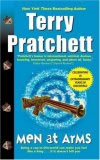 book review Terry Pratchett Discworld Men at Arms
