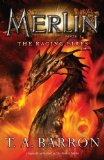 book review t.a. barron the lost years of merlin the fires of merlin