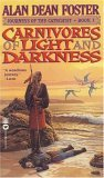 carnivores of light and darkness alan dean foster journeys of the catechist