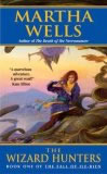 Martha Wells fantasy book reviews The Ile-Rien Stories: 1. The Element of Fire 2. The Death of the Necromancer 3. The Wizard Hunters 4. The Ships of Air 5. The Gate of Gods
