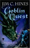 Jim C Hines Jig the Goblin review 1. Goblin Quest 2. Goblin Hero 3. Goblin War
