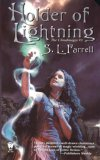 fantasy book reviews S.L. Farrell The Cloudmanges 1. Holder of Lightning