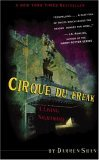 Darren Shan Cirque du Freak book reviews 1. A Living Nightmare 2. The Vampire's Assistant 3. Tunnels of Blood