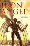 Alan Campbell Deepgate Codex, Lye Street, Scar Night, Iron Angel, Penny Devil