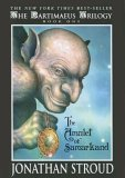 book review Jonathan Stroud Bartimaeus The Amulet of Samarkand, The Golem's Eye, Ptolemy's Gate