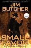 Small Favor Dresden Files 10 Jim Butcher