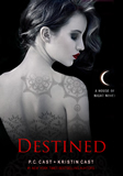 PC Cast, Kristen Cast House of Night book review 1. Marked 2. Betrayed 3. Chosen 4. Untamed 5. Hunted 6. Tempted 7. Burned 8. Awakened 9. Destined