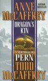 book review Anne McCaffrey Dragonriders of Pern Dragon's Kin