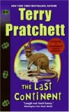 book review Terry Pratchett Discworld The Last Continent