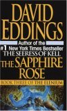 David Eddings THe Elenium: The Diamond Throne, The Ruby Knight, The Sapphire Rose