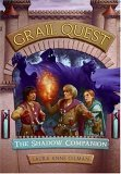 Laura Anne Gilman review Grail Quest 1. The Camelot Spell 2. Morgain's Revenge 3. The Shadow Companion