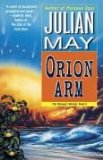 SFF book review Julian May Rampart World 1. Perseus Spur 2. Orion Arm 3. The Sagittarius Whorl