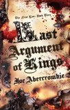 Joe Abercrombie Last Argument of Kings