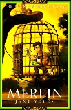 Jane Yolen book reviews Young Merlin Trilogy 1. Passager 2. Hobby 3. Merlin
