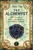 book review Michael Scott Secrets of the Immortal Nicholas Flamel: 1. The Alchemyst 2. The Magician 3. The Sorceress