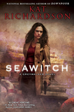Kat Richardson book reviews 1. Greywalker 2. Poltergeist 3. Underground 4. Vanished 5. Labyrinth 6. Downpour 7. Seawitch