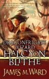 book review James M. Ward Midshipwizard Halcyon Blithe, Dragonfrigate Wizard