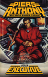 Piers Anthony SF book reviews Bio of a Space Tyrant 1. Refugee 2. Mercenary 3. Politician 4. Executive 5. Statesman 6. The Iron Maiden