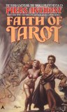 SF book reviews Piers Anthony Tarot 1. God of Tarot 2. Vision of Tarot 3. Faith of Tarot